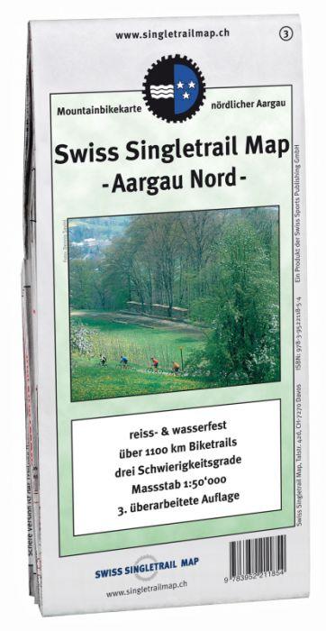 singletrail map schweiz